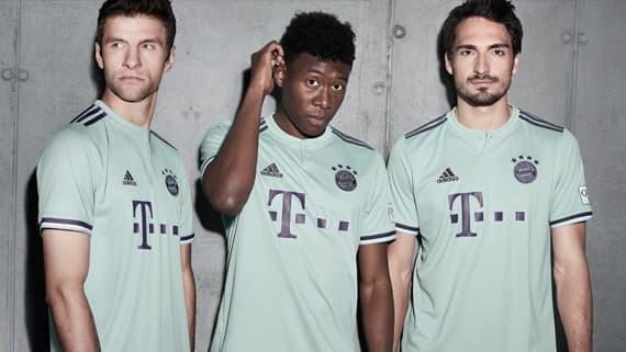 save off 34af7 8dfb1 Bayern Munich Soccer Jerseys | SOCCER.COM
