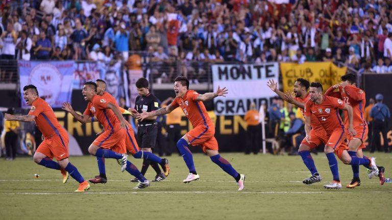 ff1acd8f49c Back to back: Chile are Copa América kings again