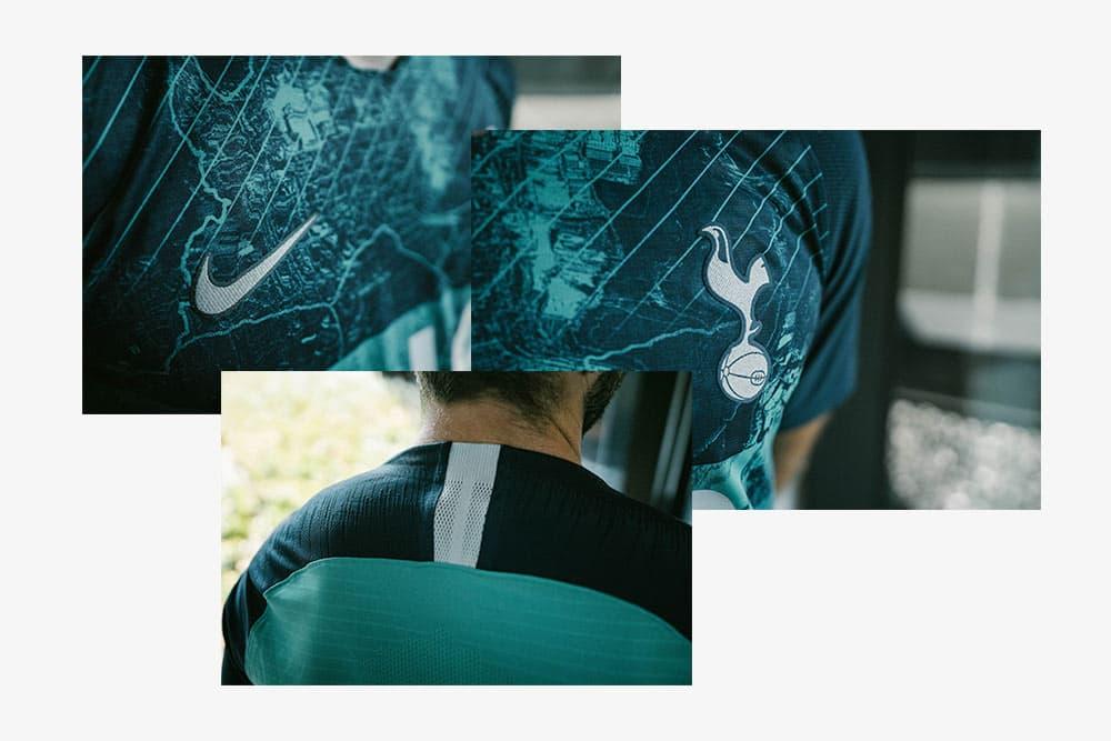 Terrific Tottenham Hotspur Third Kit Launched