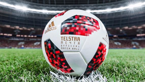 df932849538 Introducing the adidas Telstar 18 Mechta World Cup knockout round ball