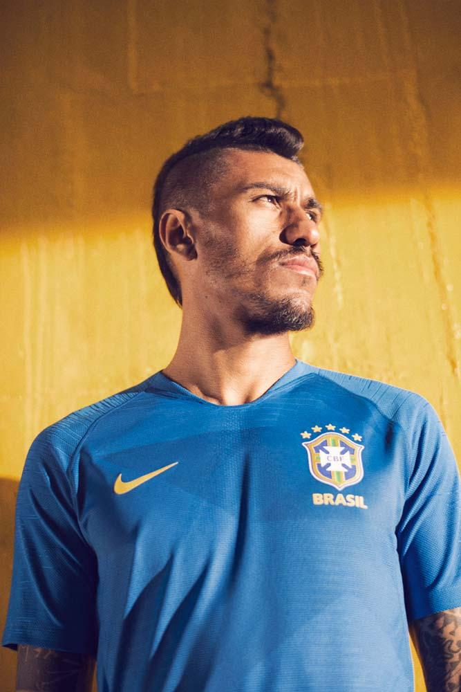 a2364e454 2018 Nike Brazil World Cup home and away kits debut
