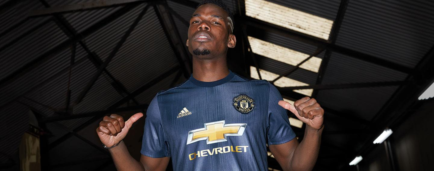 adidas Manchester United 2018/19 third jersey