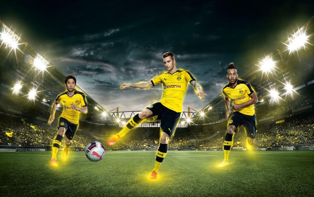 38f4cd035b2 Borussia Dortmund Soccer Jerseys