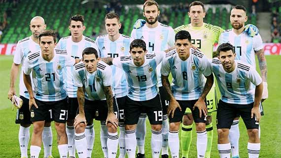 0acf73a73 Argentina Men s National Team Soccer Jerseys