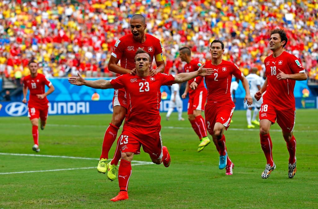 Honduras v Switzerland: Group E - 2014 FIFA World Cup Brazil
