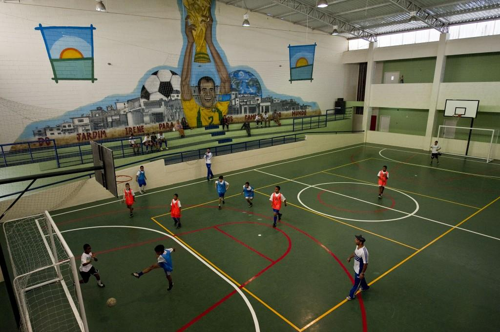 Indoor soccer guide for Indoor sports court