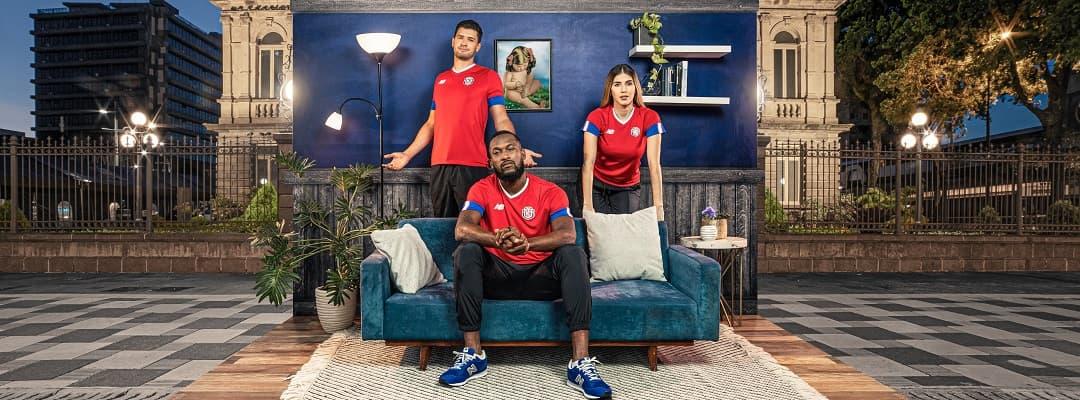 cbc2d7871 Costa Rica National Team Soccer Jerseys