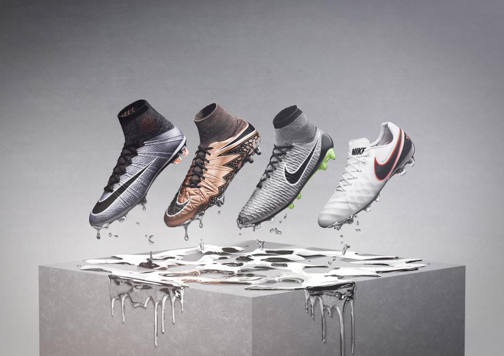 finest selection 942df c574f Nike Liquid Chrome Hits the Scene