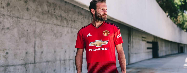 more photos f953b 572c1 Interview: Juan Mata talks Manchester United Home Kit