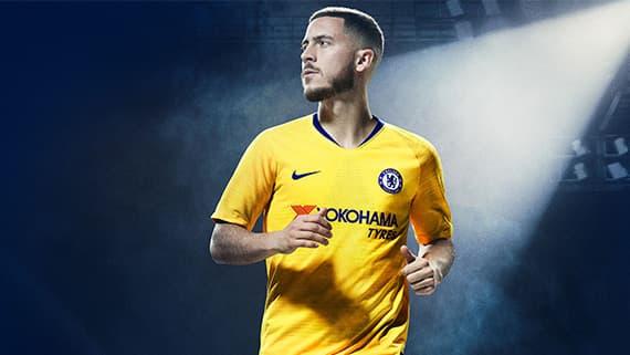 243cbd0b8 Nike Chelsea 2018/19 Away Kit Released