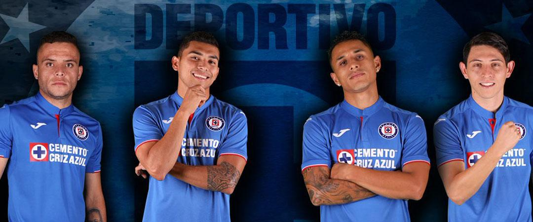 dd016a6dc5c Cruz Azul Soccer Jerseys