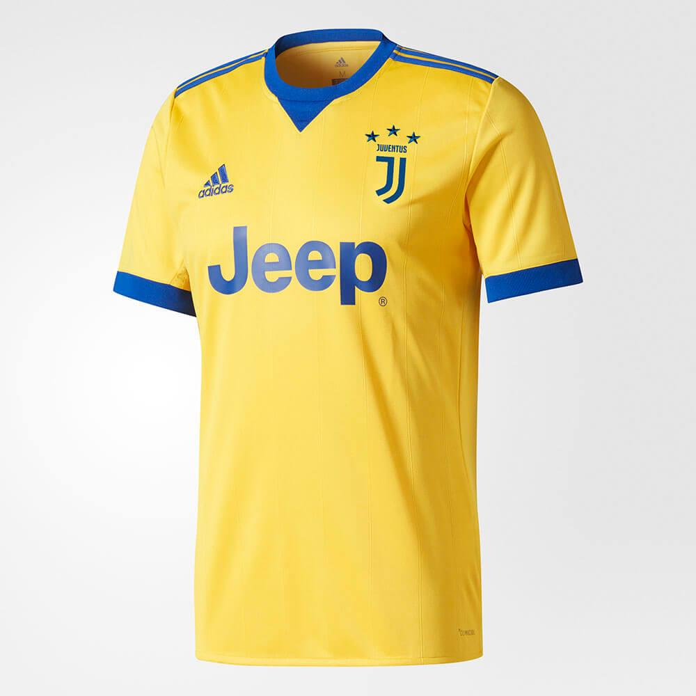b60817266 2017-18 adidas Juventus Away Jersey