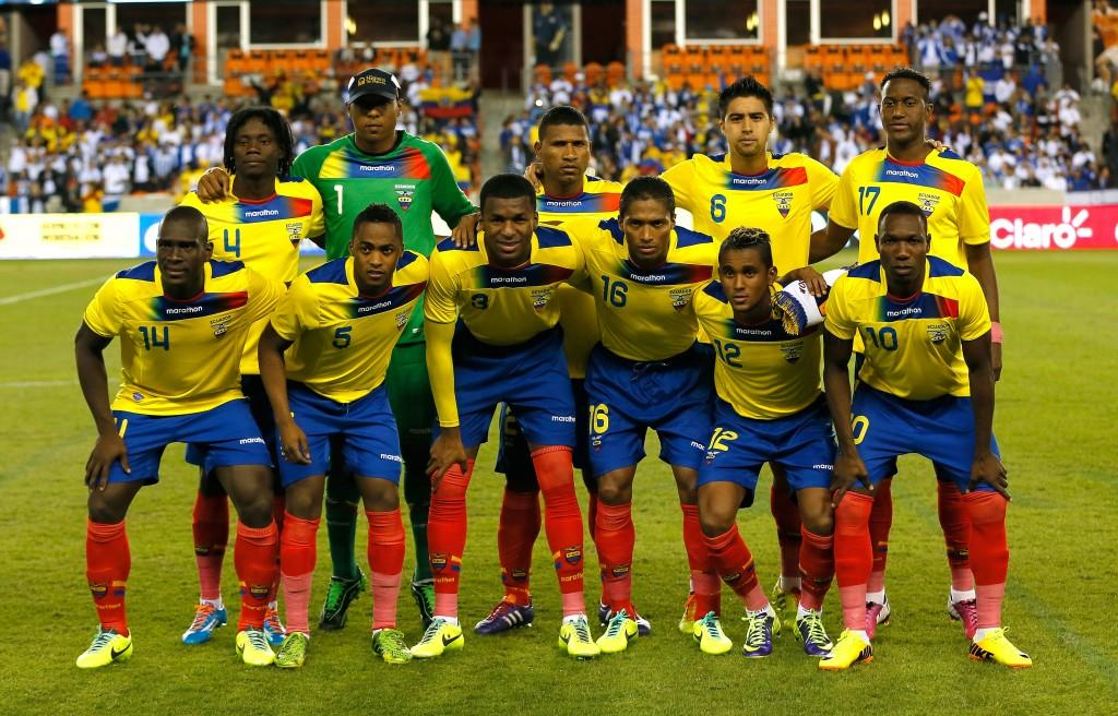 Ecuador Set To Debut New Home Shirt From Marathon