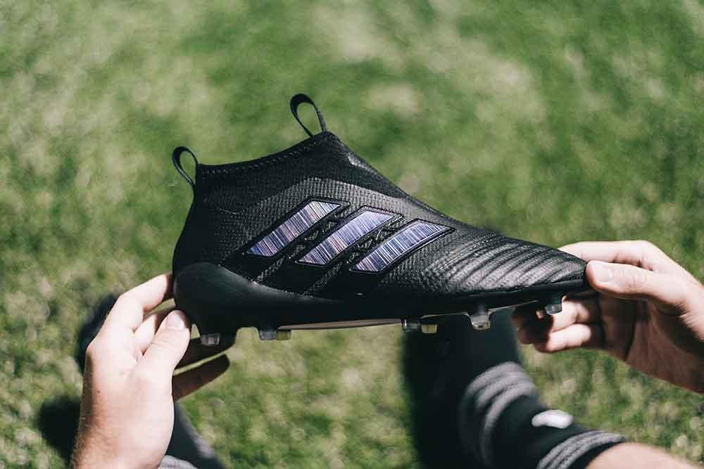 d97c4b65 One of the deadliest looking ACE 17+ Purecontrol's to date, the Magnetic  Storm ACE gets the all-black treatment as well. Worn by Paul Pogba himself,  ...