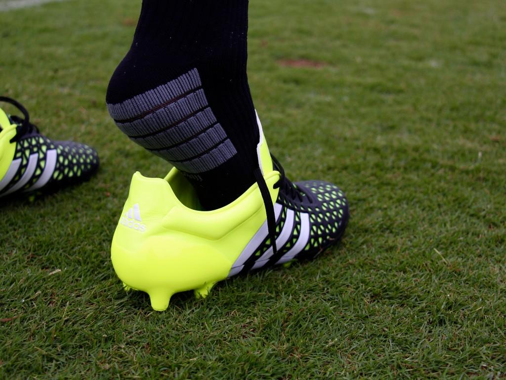adidas has developed the latest sock technology to suit every players   comfort needs while in their cleats. The adidas Team Speed Sock System is  comprised ... b9acbd382ba0
