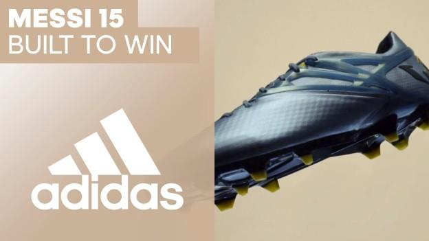 adidas launch new Messi cleat