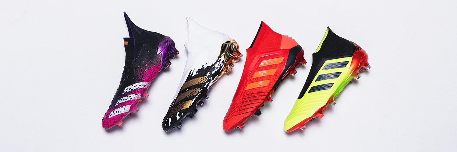newest 6f139 84238 History of the adidas Predator