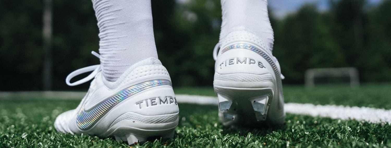 san francisco 26619 05342 Nike Tiempo Legend 8 Elite FG Soccer Cleat - White/Silver ...
