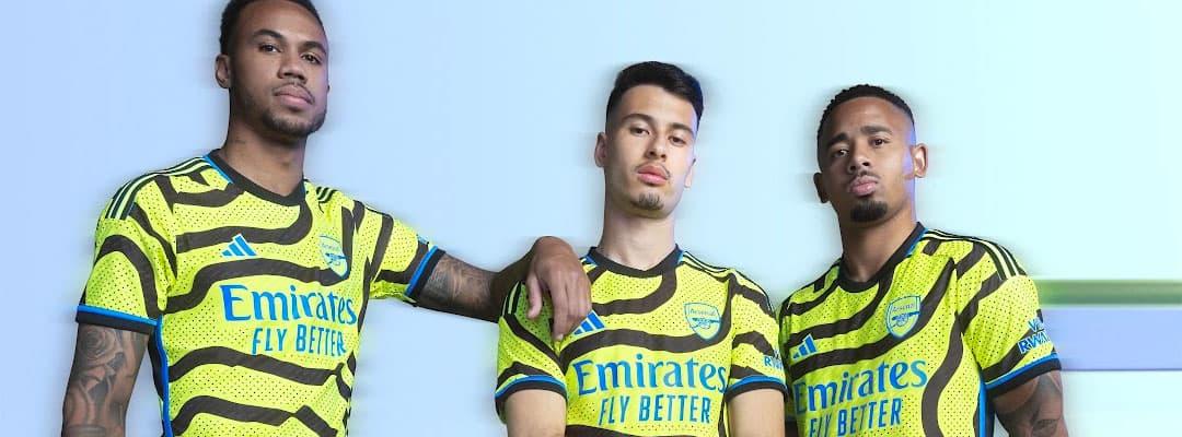 b5b6b2fc734 Arsenal Soccer Jerseys