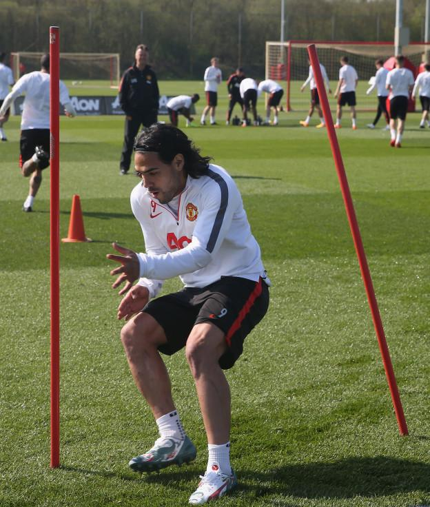fb7efb15e Manchester United Training Session and Press Conference