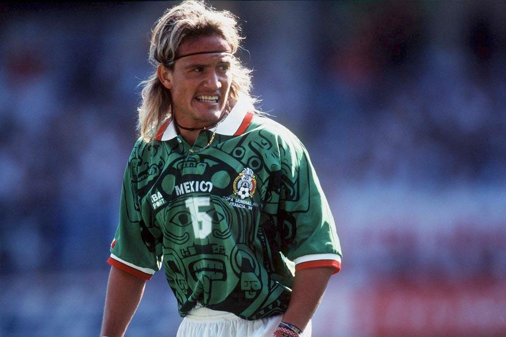 1998 Mexico Home Kit