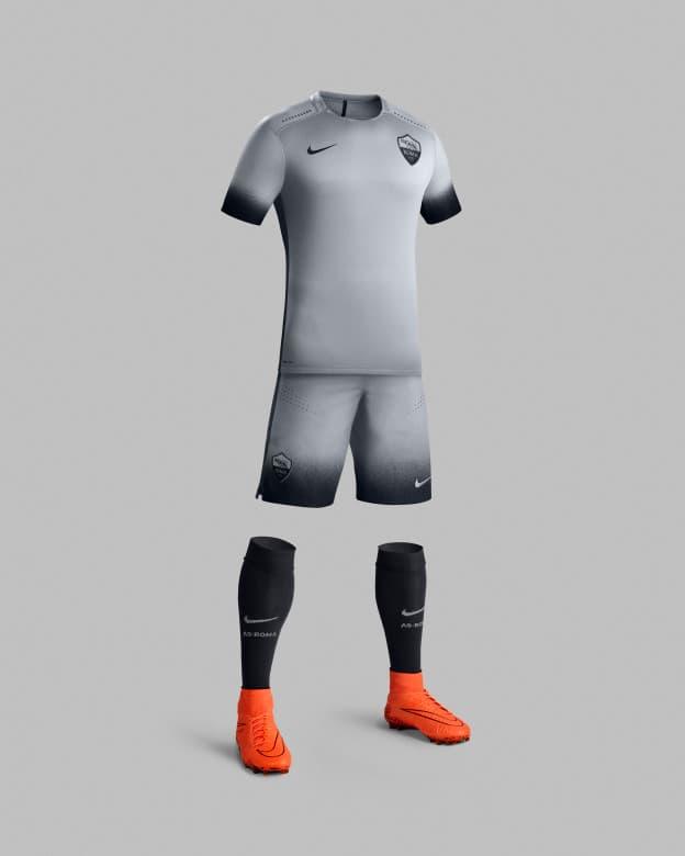 08f77f90619a Ho15 Club Kits Jersey PR Full Body As Roma R original