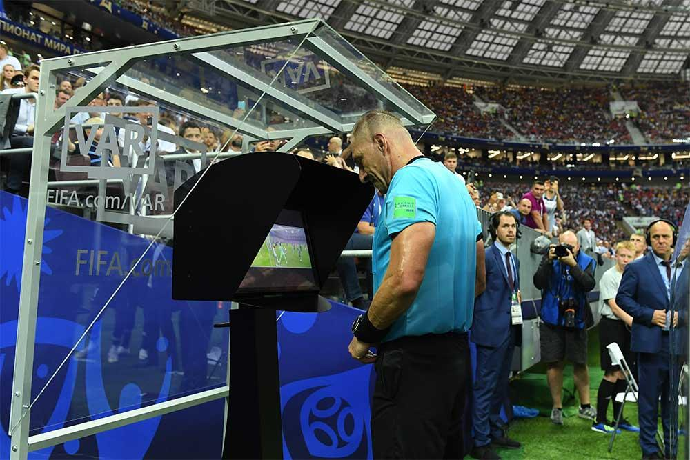 VAR technology will make its Women's World Cup debut in 2019