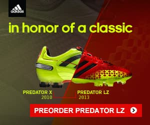 0a5cac3bc8ff MLS stars flock to adidas Predator LZ Tribute Pack