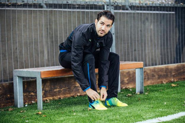 PUMA Football - SS16 evoPOWER - Cesc Fàbregas (1)