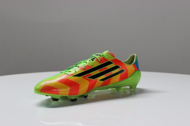 5bc5230f2 In at number two on our list is the lightest boot ever to take the field in  a competitive match. The Crazylight adizero is basically a stripped down  adizero ...