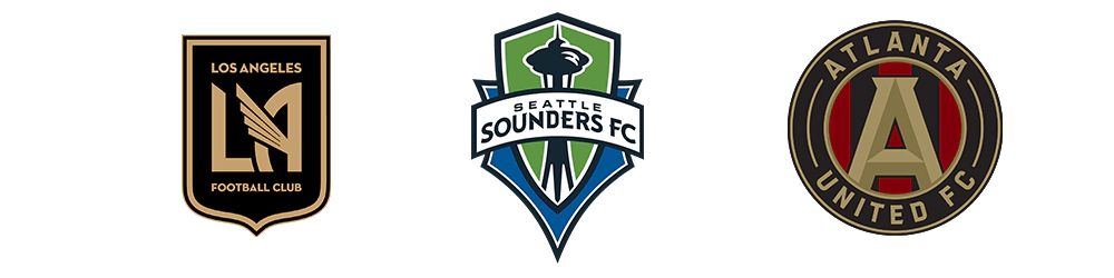 LAFC, Seattle Sounders and Atlanta United are 2020 MLS Cup contenders.