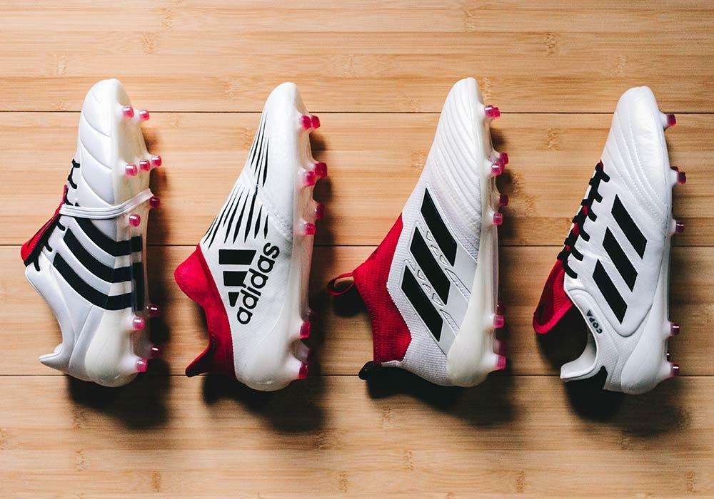 magasin d'usine 0ac2a 4dab3 adidas Predator Is Back with Full Champagne Pack