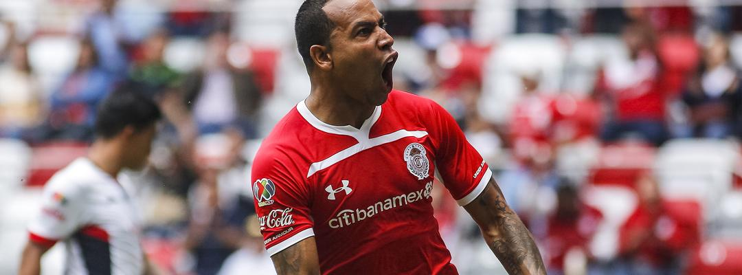 Shop Toluca soccer jerseys