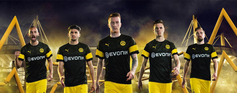 2018-19 PUMA Borussia Dortmund Away kit launches today 7b03430c1