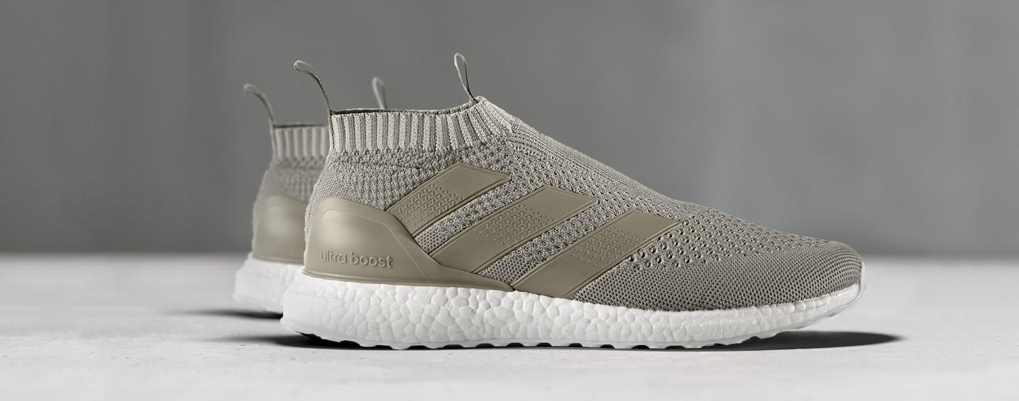 adidas ACE 16+ Ultraboost Earth Storm pack sneaker