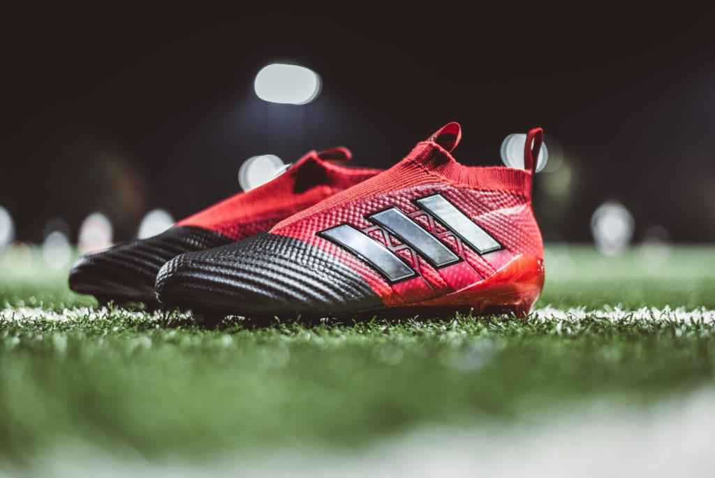 0f5c4b55f6f7 Take creative control: adidas ACE 17+ PURECONTROL Red Limit is here
