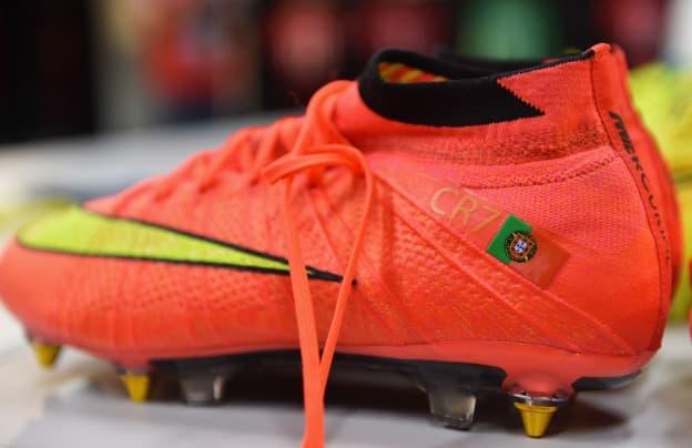7948a2018e5 Portugal v Ghana  Group G - 2014 FIFA World Cup Brazil. ARTIFICIAL  GRASS HARD GROUND SOCCER SHOE