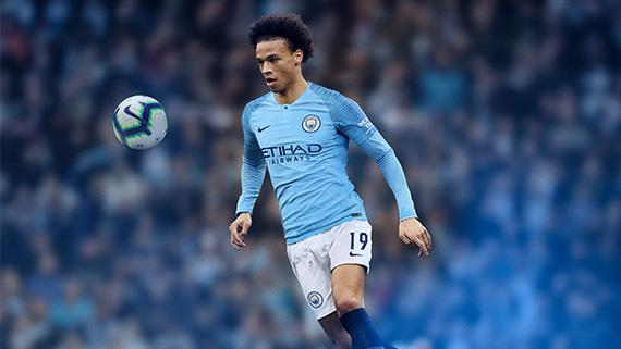 New 2018 19 Nike Manchester City kits unveiled 488727b72