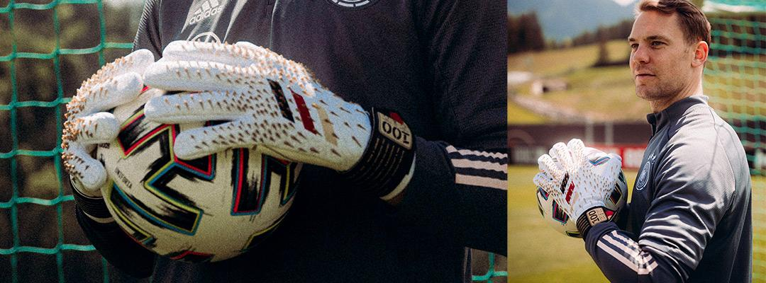 hot sale online ddb16 3908d SOCCER.COM Manuel Neuer Goalkeeper Gloves and Jerseys