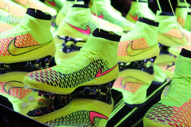 50e3fc9223d Eight great players who will wear the Nike Magista