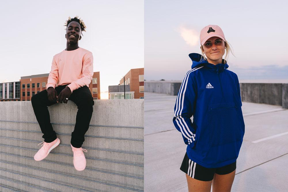 adidas Spectral Mode Pack Tango apparel