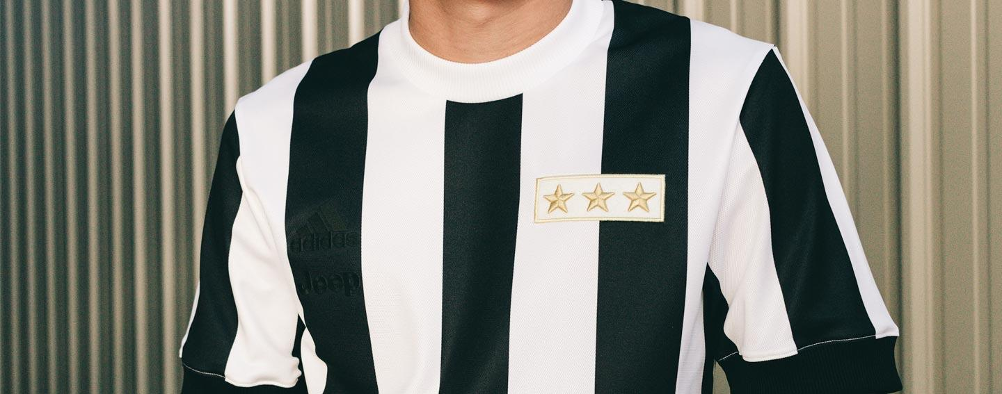 quality design 91cc0 270e7 adidas honors Juventus' 120th anniversary with special ...