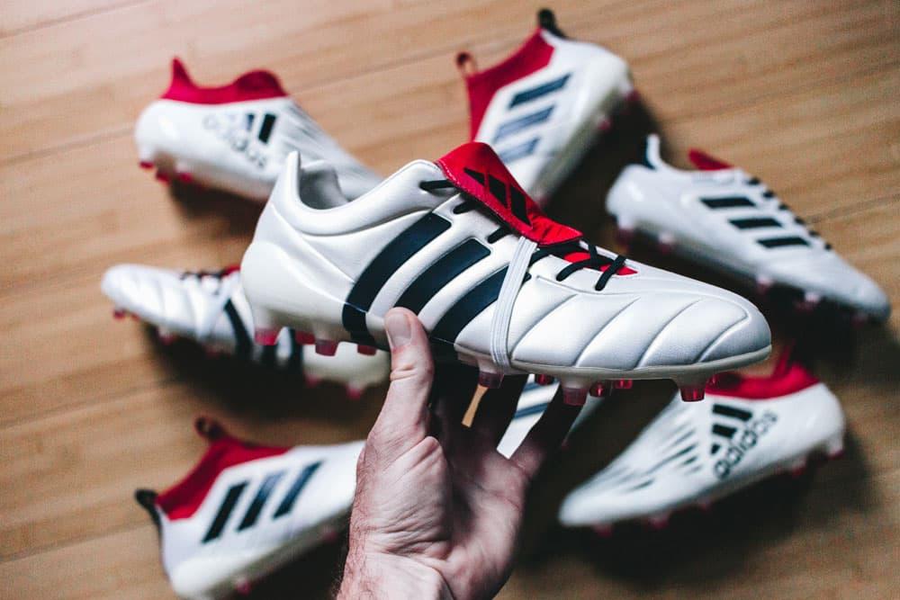 0787a55e6e15 SOCCER.COM complete history of the adidas Soccer Predator soccer cleats