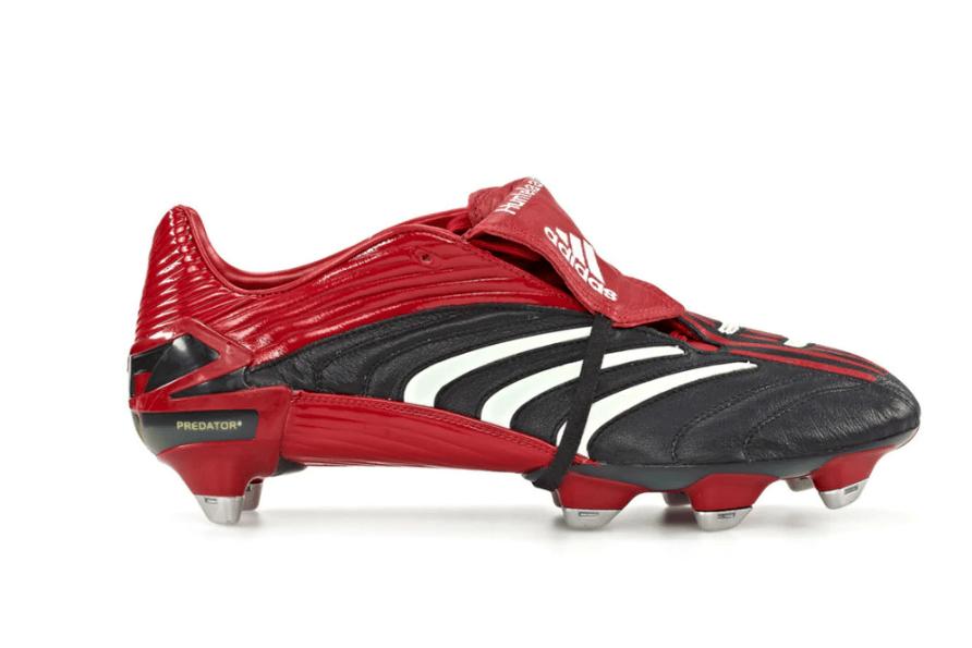 ajo compañerismo Tendero  SOCCER.COM complete history of the adidas Soccer Predator soccer ...