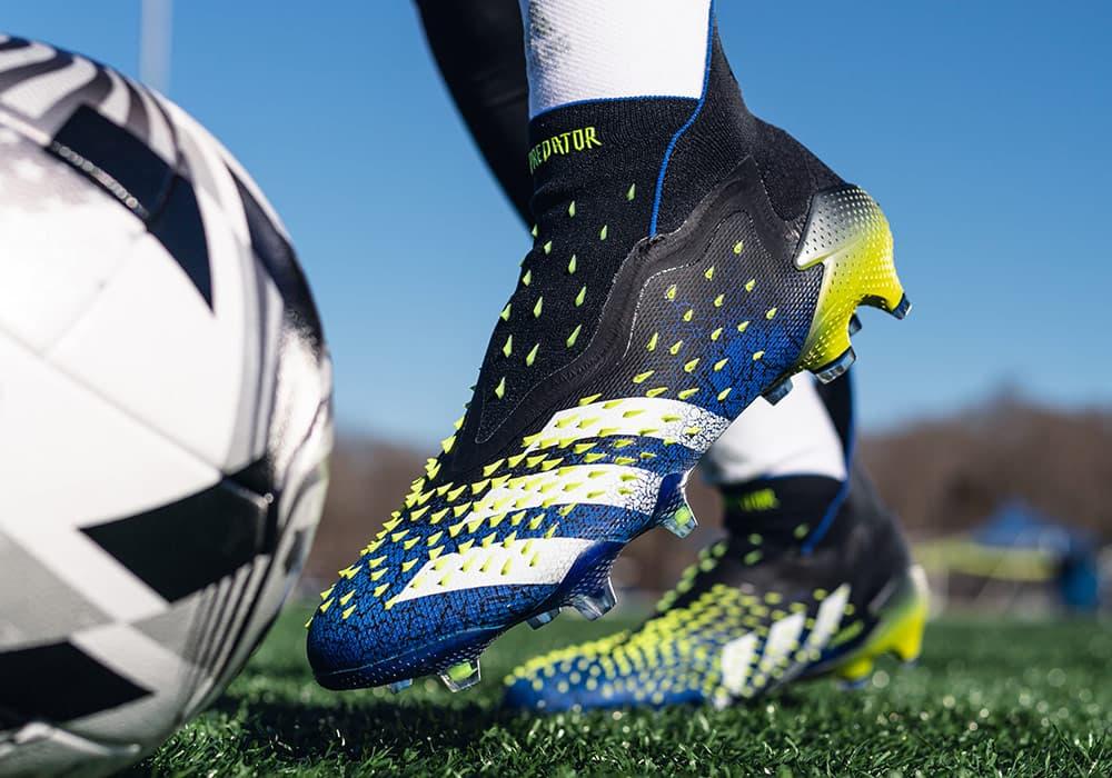 Adidas soccer cleats predator