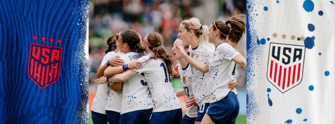 7292ecd4b51 US Soccer Jerseys - US Men s   USWNT Jerseys