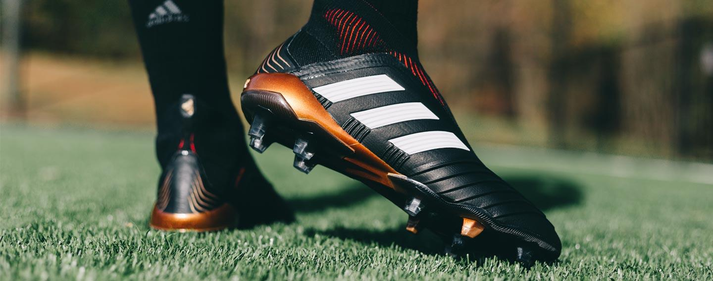 c9bbd07a74fe SOCCER.COM Exclusive Play Test Review of the new adidas Predator 18+ ...