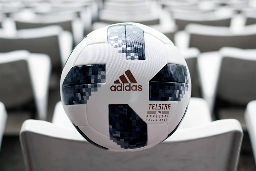 2018 FIFA World Cup adidas Telstar 18 Official Match Ball