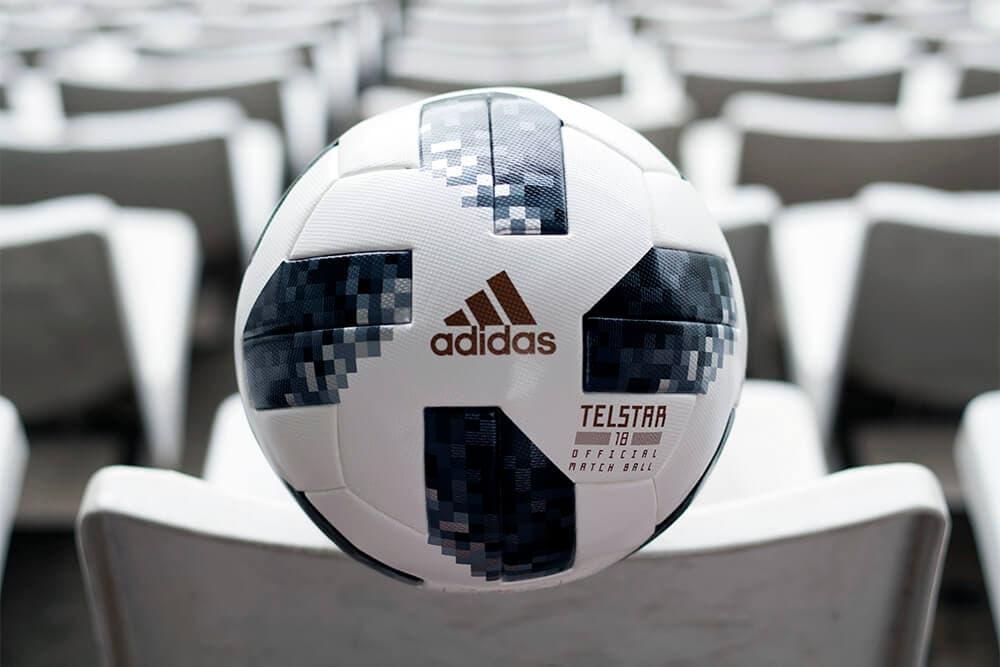 2018 FIFA World Cup adidas Telstar 18 Official Match Ball