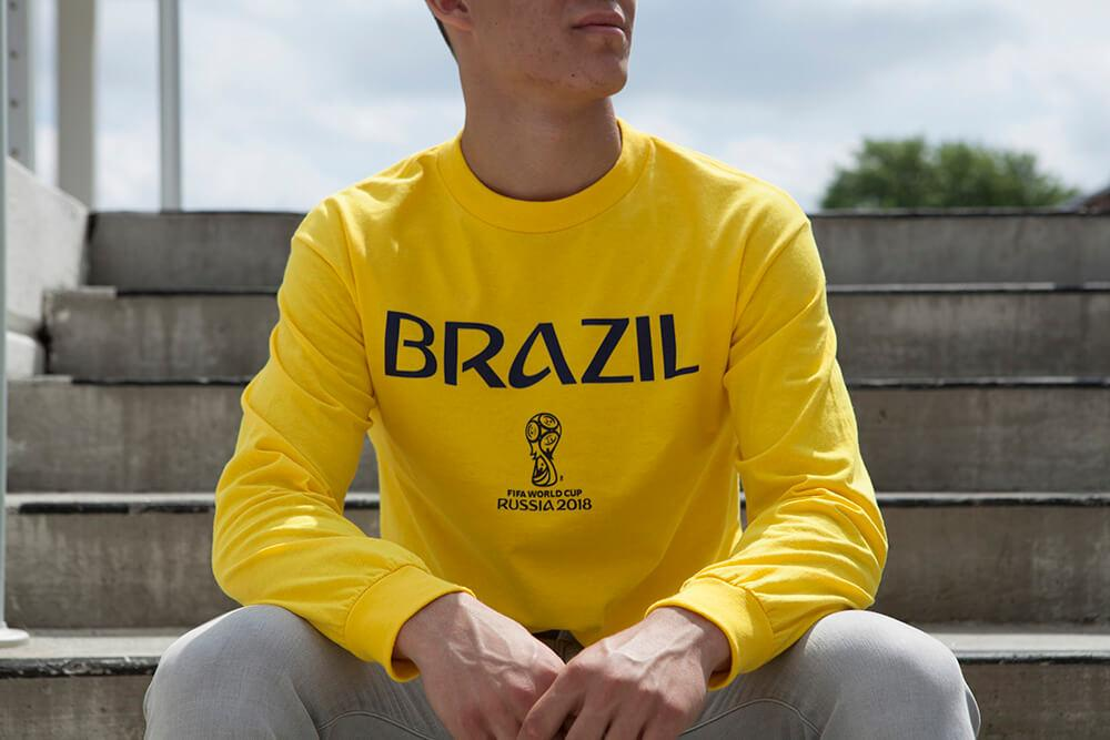 2018 FIFA World Cup Official Licensed Apparel